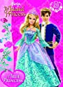 A True Princess (Barbie) (Deluxe Coloring Book)