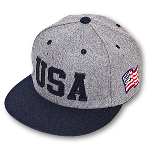cool-stylish-gray-grey-red-black-usa-baseball-cap-take-your-appearance-up-one-level-with-this-stylis