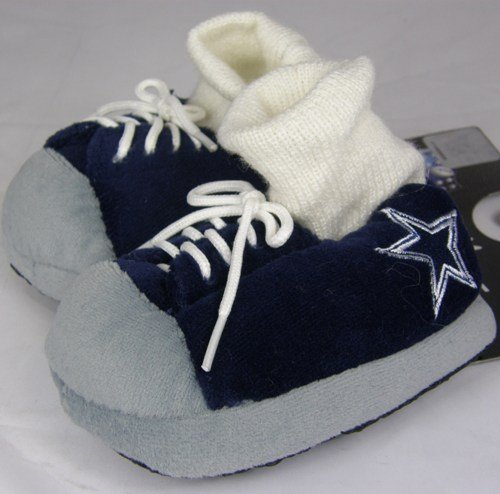 Cowboys Baby Slippers Dallas Cowboys Baby Slippers