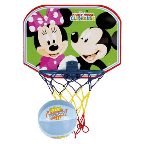 Disney Mickey Mouse, Mini Canestro da Basket