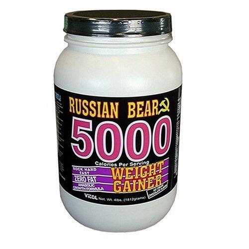 Vitol Russian Bear 5000, Ice Cream Chocolate 4-Pounds