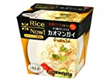 タイの台所 Rice Nowカオマンガイ(タイ風チキンライス) 170g×12個 食品