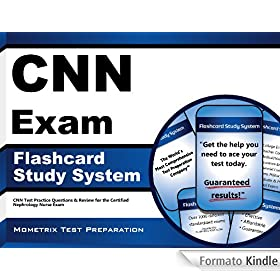 CNN Exam Flashcard Study System: CNN Test Practice Questions & Review for the Certified Nephrology Nurse Exam