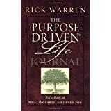 The Purpose Driven Life Journal (Purpose Driven Life)by Rick Warren