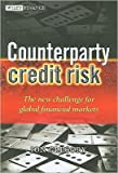 img - for Counterparty Credit Risk (text only) by J.Gregory book / textbook / text book