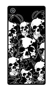 Sony Xperia Z5 Printed Back Cover