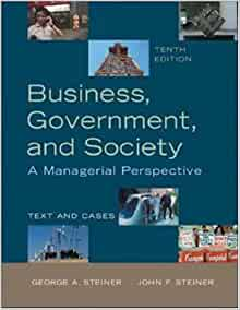 what is business government and society
