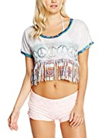Effek Camiseta Manga Corta (Hielo / Multicolor)