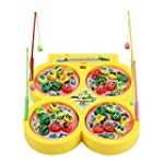 HeroNeo� Go Fishing Game Electric Rot...