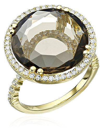 Suzanne-Kalan-Vitrine-Smoky-Quartz-and-Diamond-Bezel-Ring