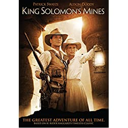 King Solomon's Mines - The Complete Mini-series