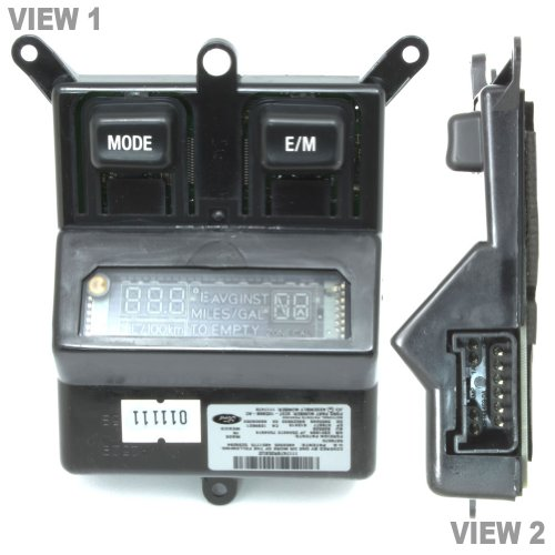 3C3z10d898aa Oem Ford Overhead Console Message Center Indicator Display (2002 F250 Center Console compare prices)
