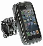 Kit BIKECASK2 Coque r�sistante � l'eau pour v�lo/moto compatible avec iPhone 5/Smartphone