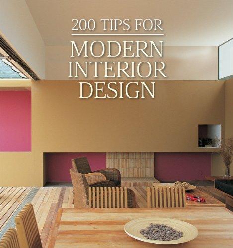 200 Tips for Modern Interior Design