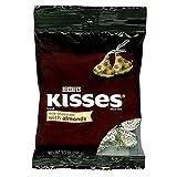 ハーシー キスチョコレート アーモンド 150g×12袋まとめ買いセット 輸入菓子/アーモンドチョコレート