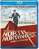 North by Northwest: 50th Anniversary Edition / La Mort aux trousses : 50e Anniversaire (Bilingual) [Blu-ray]