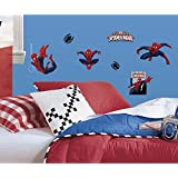 RoomMates RMK1795SCS Ultimate Spiderman Peel and Stick Wall Decals