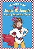 Junie B. Joness Fourth Boxed Set Ever! (Books 13-16)