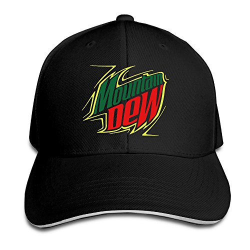 master-mountain-dew-energy-drinks-snapback-hats-baseball-hats-peaked-cap