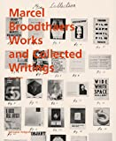 img - for Marcel Broodthaers: Collected Writings book / textbook / text book