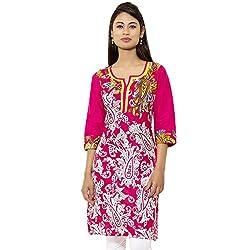 Baalaa Women's Charming Cotton Kurta