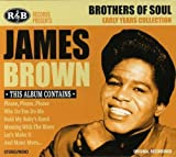 echange, troc James Brown - Brothers of Soul
