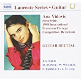 Guitar Recital By Ana Vidovic