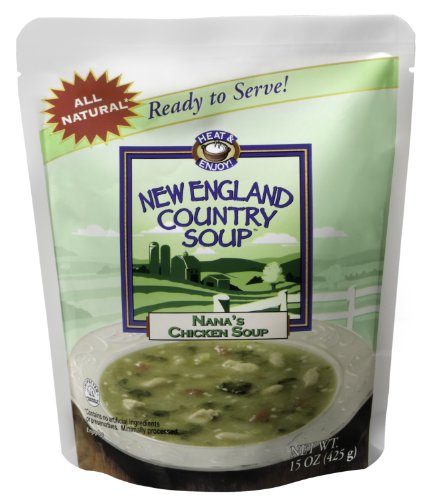 New England Country Soup New England Country Nanas Chicken Soup, 15 Ounce -- 6 per case. at Sears.com