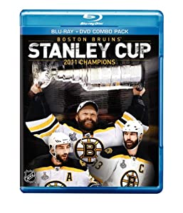 NHL Stanley Cup Champions 2011 [Blu-ray]