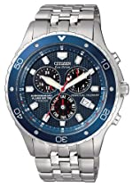 Men's watches special offers - Citizen Men's Eco-Drive Titanium Perpetual Calendar Chronograph Watch #BL5350-59L :  mens watch citizen