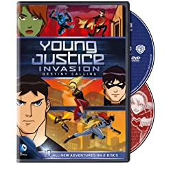 Young Justice: Invasion Destiny Calling - Season 2