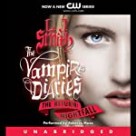 Nightfall: Vampire Diaries: The Return (       UNABRIDGED) by L. J. Smith Narrated by Rebecca Mozo