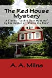"Image of The Red House Mystery: A Classic ""Locked Door Mystery"" by the Author of ""Winnie the Pooh"""