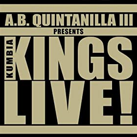 Kumbia Kings - Reggae Cumbia