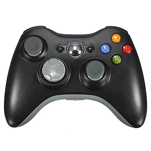 Xbox 360 Wireless Controller Gamepad-Black