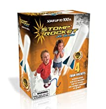 Stomp Rocket Jr Glow Kit