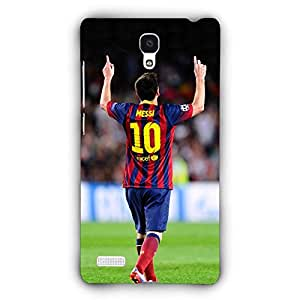 EYP Barcelona Messi Back Cover Case for Xiaomi Redmi Note