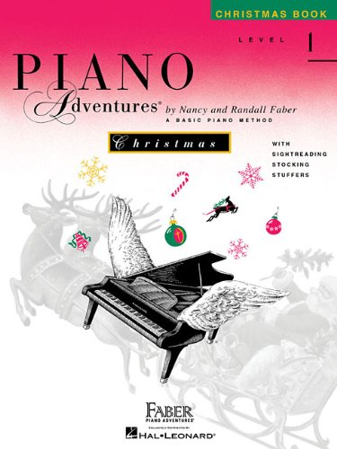 Level 1 - Christmas Book: Piano Adventures (Piano Adventures Level 1 compare prices)