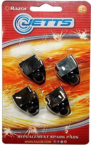 Razor Jetts Refill Cartridge Pack Accessoire Jetts, Noir, 15.09 X 10.1 X 8