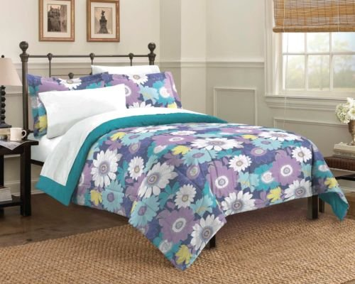 Sunflower Comforter Set back-1009865
