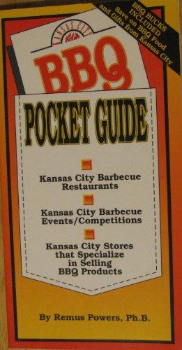 Kansas City BBQ Pocket Guide