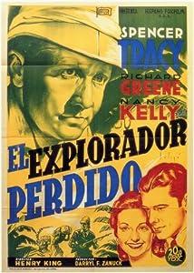 Stanley Livingstone Movie Poster (11 x 17 Inches - 28cm x 44cm) (1939) Spanish Style A -(Spencer Tracy)(Cedric Hardwicke)(Nancy Kelly)(Walter Brennan)(Richard Greene)(Charles Coburn)
