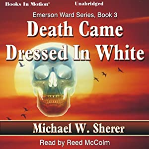 Death Came Dressed In White Audiobook