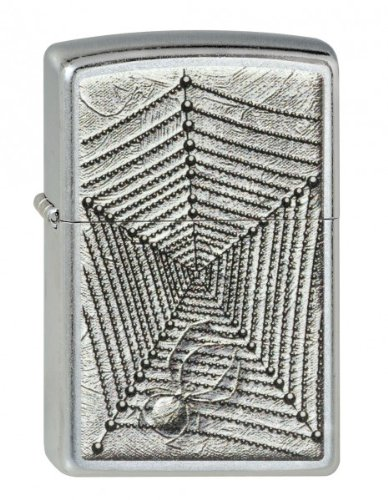 Zippo 2001927 Nr. 207 Pewter Spider