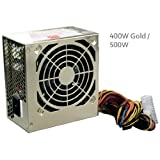 VIP Gold Series 400Watt Server SMPS (For USE In Normal, Server , High-End Graphics Card)
