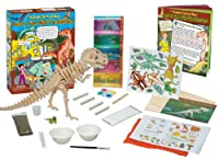 The Magic School Bus: Back in Time with the Dinosaurs by The Young Scientists Club, LLC