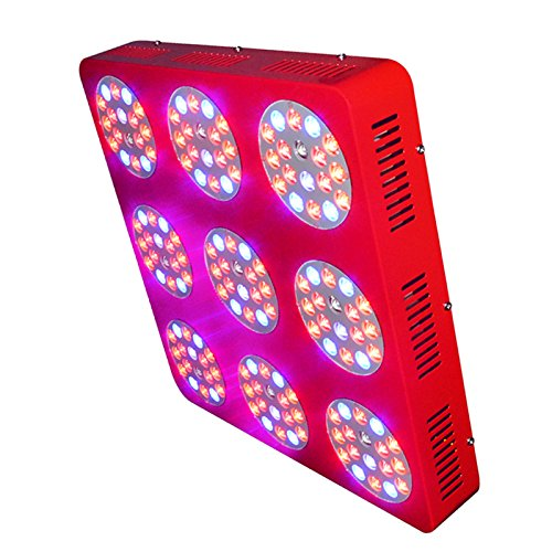 Wyzm(Tm) Full Spectrum Znet9 480W Led Grow Light Indoor Growing Medical Plants