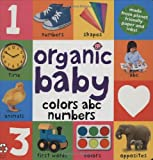 Organic Baby Colors ABC Numbers