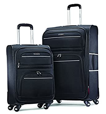 Samsonite 2 Piece Deluxe Spinner Set 21/29,