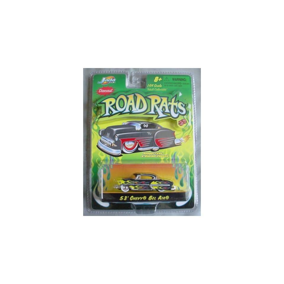 Road Rats 164 53 Chevy Bel Air BLACK